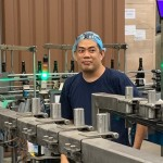 Filipino Line Engineer @ bottling plant